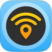 [iOS] WiFi Map Pro --> Weltweit kostenlose Hotspots finden inkl. vieler Passwörter (auch offline) heute gratis statt 4,49€