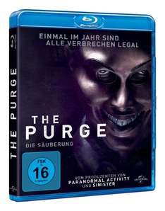 The Purge - Die Säuberung BluRay 8,08€ MM online