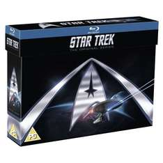 Blu-ray Box - Star Trek: The Original Series (20 Discs) ab €51,20 [@Zavvi.com]
