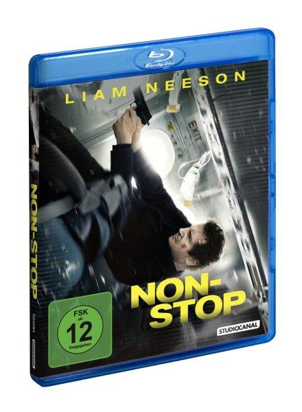 BluRay Non-Stop & American Hustle für je 11,99€ incl. Versand für Prime User @amazon.de - vermutlich nur heute