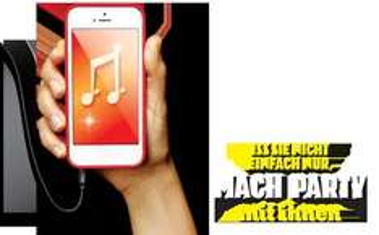 Party-Lautsprecher von Pringles für 3 Euro
