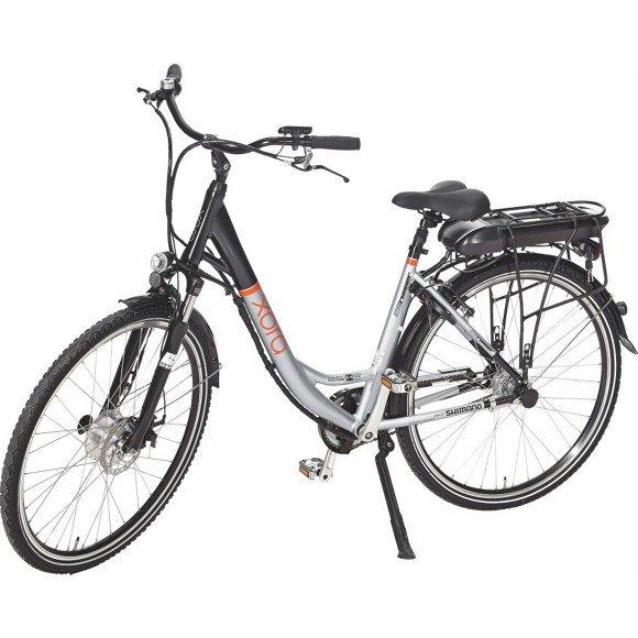 E-Bike Damenfahrrad aus der Möbelbude (XXXL) zu 478,95 €