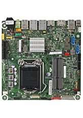 INTEL Mainboard »DQ77KB« - Mini-ITX bei OTTO.de