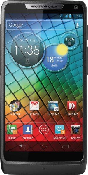 Motorola RAZR i für 159,90€- @ MeinPaket