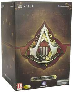Assassin's Creed 3 Freedom Edition für 64€ @Amazon.es