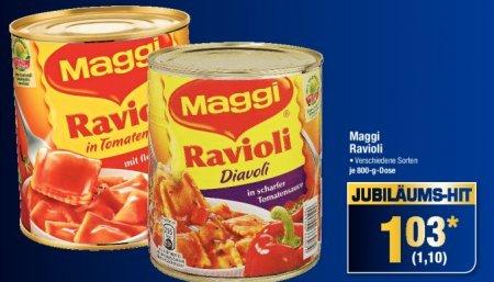 Maggi Ravioli für 1,10 € @ Metro