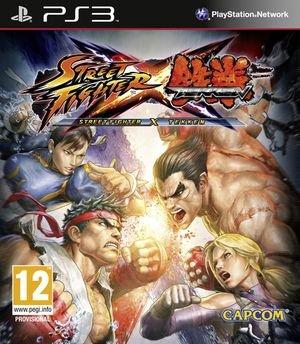 Street Fighter X Tekken (PS3) für 8,95€ @CoolShop