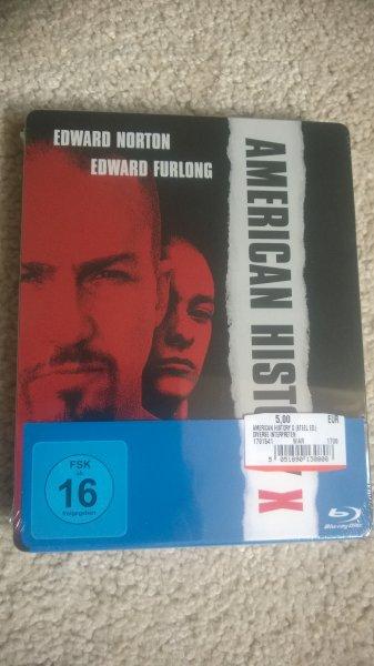 [lokal - MM Eiche] Einige Blu-Ray-Steelbooks für 4,05€