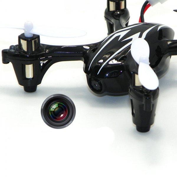 [EBAY] Hubsan X6 Quadrocopter / Drone mit Kamera für ~38€