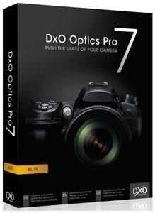 DxO Optics Pro 7 Elite & DxO FilmPack 3 Essential (Win/Mac) Kostenlos