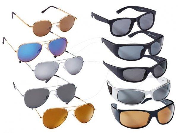 Auriol® EYEWEAR Sonnenbrille für 2,49 €