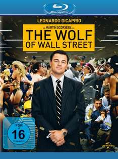 The Wolf of Wall Street (inkl. Digital Ultraviolet) [Blu-ray] für 12,95€ @Amazon (Prime)