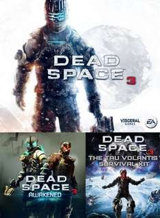 Dead Space 3 Complete Pack [Origin] für 7,42€ & Sega Fun Pack [Steam] für 7,38€ @Amazon.com
