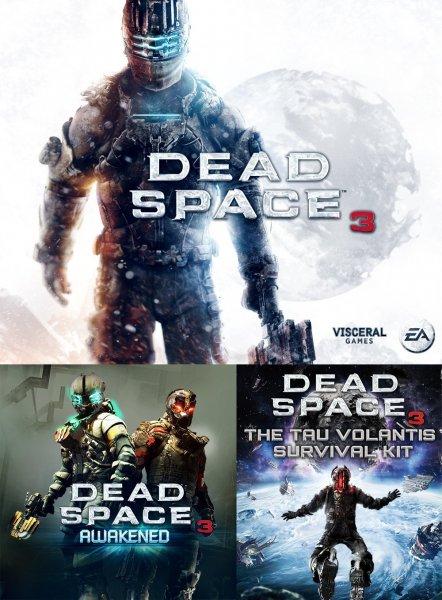 Dead Space 3 Complete Pack [Origin] für 7,42€ & Sega Fun Pack [Steam] für 7,38€ @Amazon.com