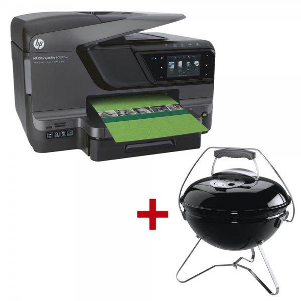 HP Officejet Pro 8600 Plus inkl. Weber Smokey Joe Premium Grill für 203,47€ @ office-discount
