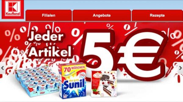 [Kaufland Bundesweit!] 20x Almighurt Joghurt für 5€ statt 11€-> 25 Cent pro Becher!