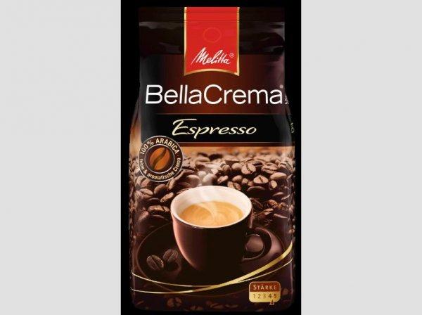 Melitta Bella Crema Espresso 1 Kg [Mediamarkt Mitnahmeartikel]
