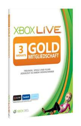 3 Monate Xbox Live Gold für 9,99€  (Nur für abgelaufene Abos / Silbermitglieder ?)