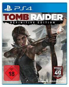 [lokal] Tomb Raider Definitive Edition [PS4] [Saturn Berlin Alex]