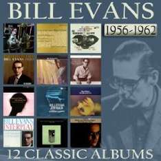 Amazon Mp3: Bill Evans - 12 Classic Albums 1956-1962 ( 89 Songs) - Nur 4,49 €