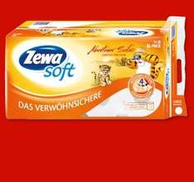 [Penny] Zewa Soft 4-lagig 16 x 150 Blatt XL Packung