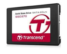 [Amazon] Transcend SSD370 interne SSD 128GB für 53,90€ SATA III, MLC, 2,5""