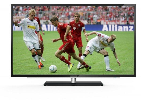 """Grundig 55 VLE 988 BL für 699€ @comtech -  55"""" 3D FullHD-LED-TV mit Triple Tuner und Smart TV"""