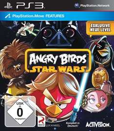 Angry Birds Star Wars (PS3) für 6,96€