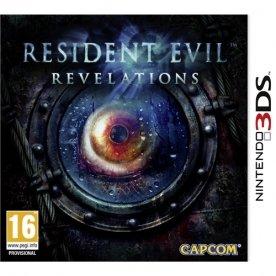 Resident Evil Revelations Game 3DS