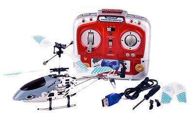 Günstiger 3,5-Kanal Coaxial Hubschrauber Koaxial RC Ferngesteuerter R/C Elektro Helikopter für 18,85 Euro