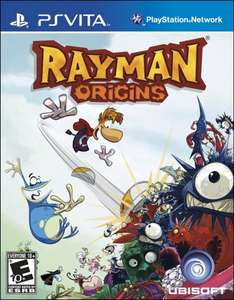 Rayman Origins [PS Vita] 9,99€ [Lokal Saturn Berlin Spandau]