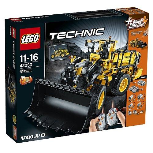 LEGO® Technic - 42030 Volvo L350F Radlader 175,99€