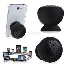 Ebay - Bluetooth Mini Lautsprecher mit Saugnapf Silikon Wasserdicht