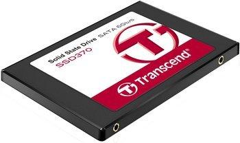 Transcend SSD370 interne SSD 256GB (6,4 cm (2,5 Zoll), SATA III, MLC) @Amazon Sonderangebote für 89,99 €