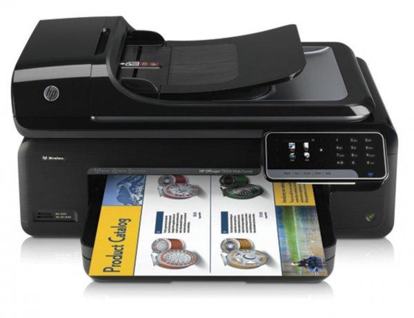 HP Officejet 7500A Wide A3 Drucker für 52,96€ *VERLÄNGERT