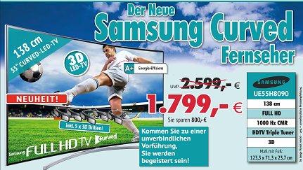 Samsung 55H8090 Top Preis