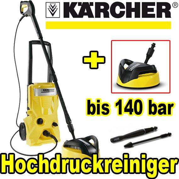 Kärcher Hochdruckreiniger K5.520 mit Flächenreiniger T400 für 199,- € [Lokal Obi Kempen + Nettetal]