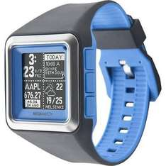 MetaWatch iOS Smartwatch STRATA OLYMPIAN BLUE