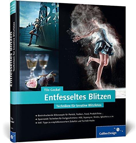 """[Buch] """"Entfesseltes Blitzen"""" inkl. eBook 10€ sparen"""