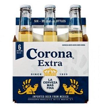 Corona Extra Sixpack für 4,23 € (1,99 €/l) bei Kaufland (lokal NRW?)