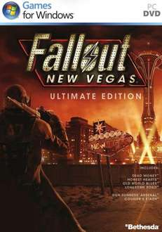 Gamesplanet – Fallout New Vegas: Ultimate Edition (Steam)