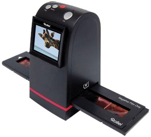 [Amazon Frankreich Marketplace] Rollei DF-S 100 SE Filmscanner DIA Film Scanner für 13,31€ incl. Versand