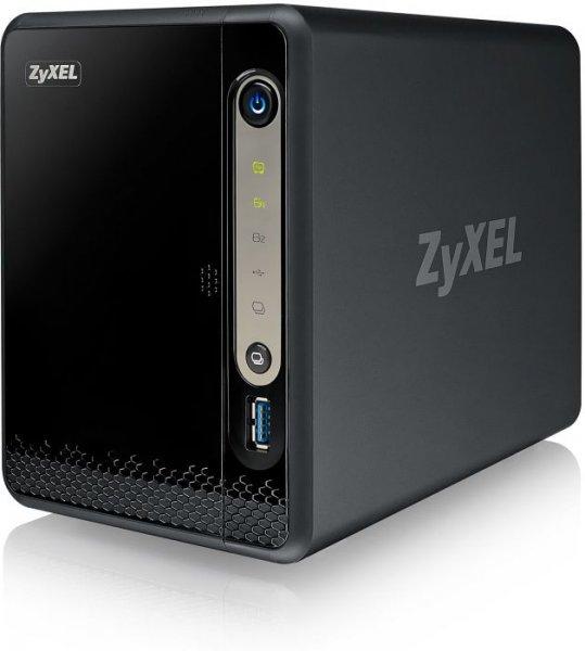 Zyxel NSA325 v2 - Leergehäuse - UPDATE!