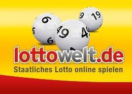 Lottowelt 5€ Guthaben für Neukunden