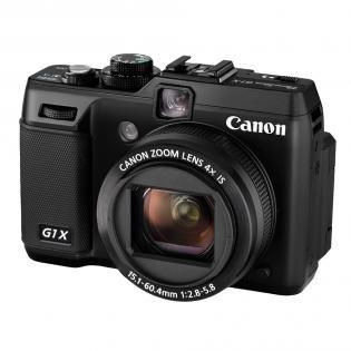 Canon PowerShot G1 X für 365,21€ @Redcoon