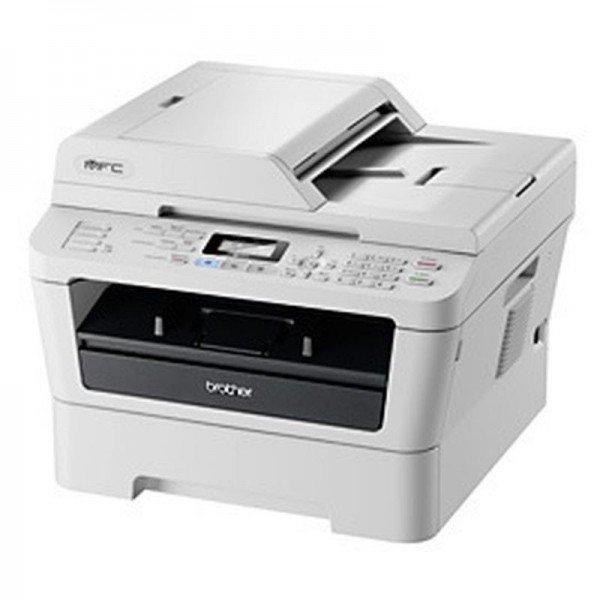 Brother MFC-7360N, Laserdrucker (hellgrau, USB/LAN, Scan, Kopie, Fax) = 99,85€ inkl. Versand (nächster Preis: 138,89€)