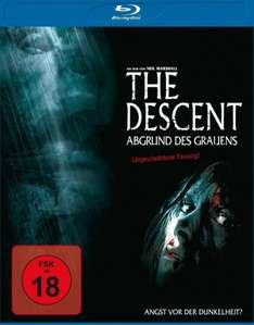 [Media-dealer.de] The Descent 1 & 2 für je 4,44€ (Blu-ray) exkl. VSK