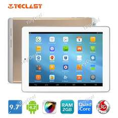 "TECLAST X98 3G 9.7"" Retina Android 4.4 Intel 64Bit Quad-core 32GB 3G Tablet"