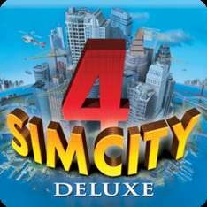 (MAC) SimCity 4 Deluxe Edition und RollerCoaster Tycoon 3 Platinum - 75% Ersparnis