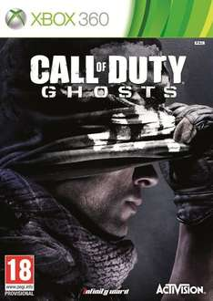 Lokal - Call of Duty Ghosts für 15€ bei Media Markt Recklinghausen
